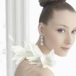 orecchini pendenti sposa
