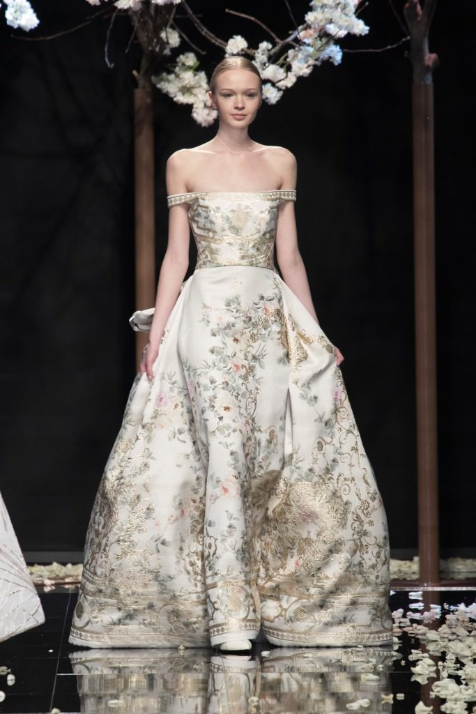 abito da sposa gold label Antonio Riva