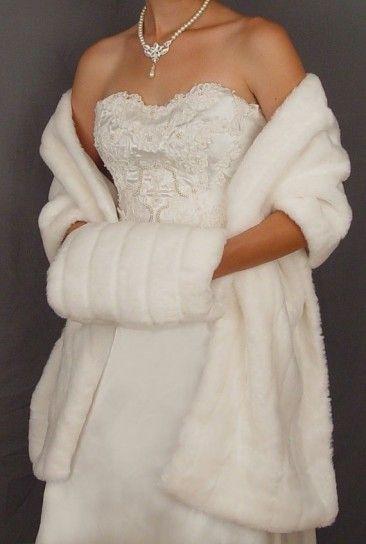 manicotto da sposa