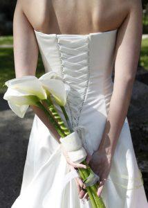 Bouquet da sposa di calle