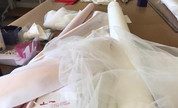 tessuti per abito da sposa