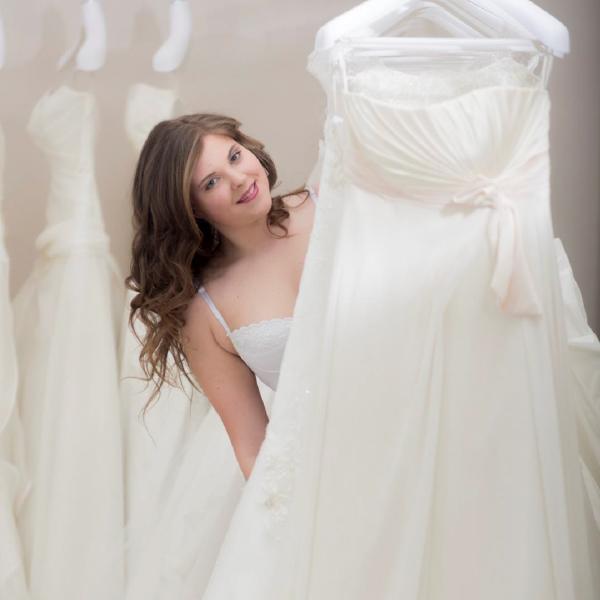 sposa curvy e scelta abito
