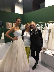 Elisabetta Garuffi Tosca spose collezione soffio 2019