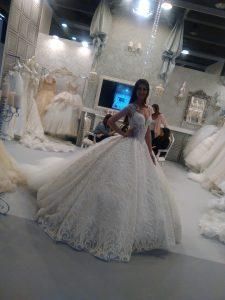 abito da sposa ampio collezioni sposa 2019 Sì sposaitalia