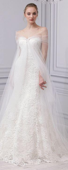 coprispalle da sposa in tulle