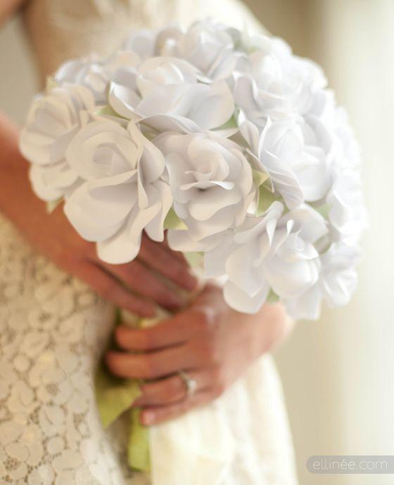 Bouquet Sposa Carta.Con La Consulenza Della Fata Madrina Trovi L Abito Da Sposa Dei