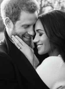 Il principe Harry e Megan Markle