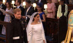 Royal wedding di Harry e Meghan