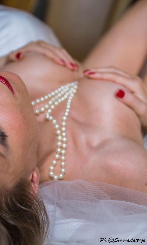 foto sposa shooting boudoir Sinergie fotografiche Simona Lattuga Alessandra Cristiani La Fata Madrina Consulenza Spose