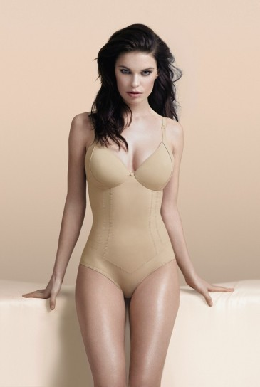 body sposa color carne lovable