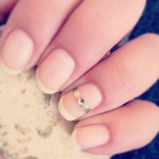 manicure nailart sposa