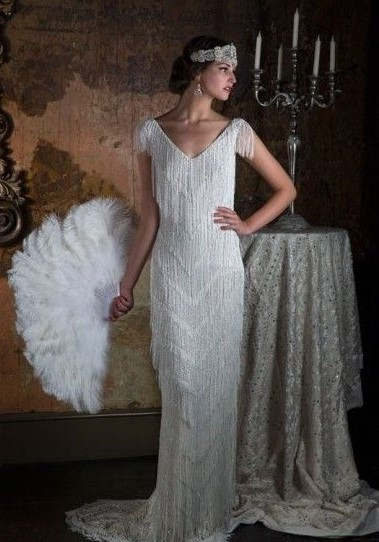 abito-vestito-da sposa-piume-alessandra