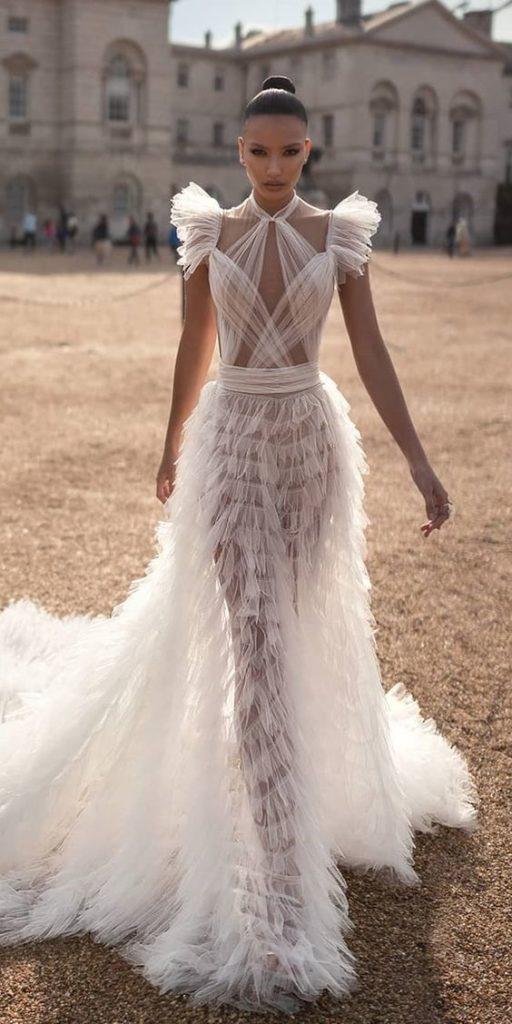 abito da sposa particolare