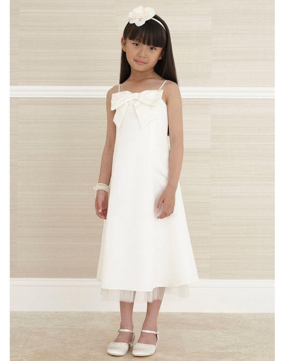 abito semplice da damigella di nozze