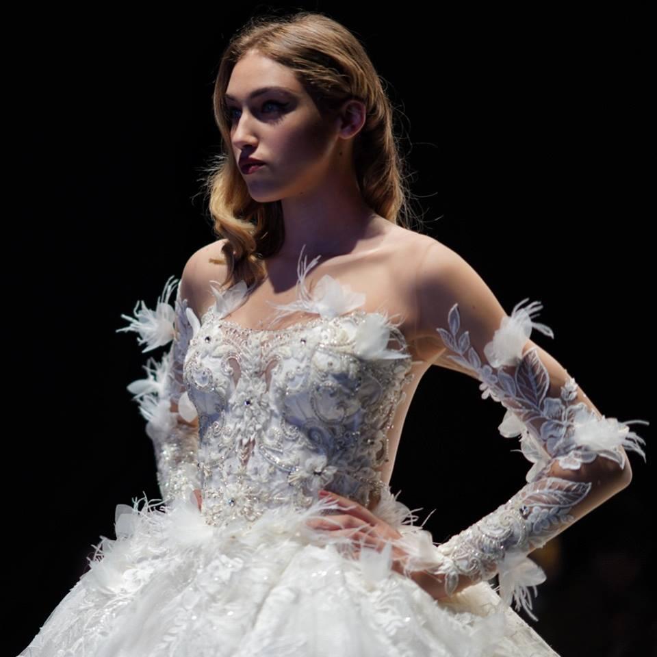 abito da sposa collezione 2020 julia Kontogruni