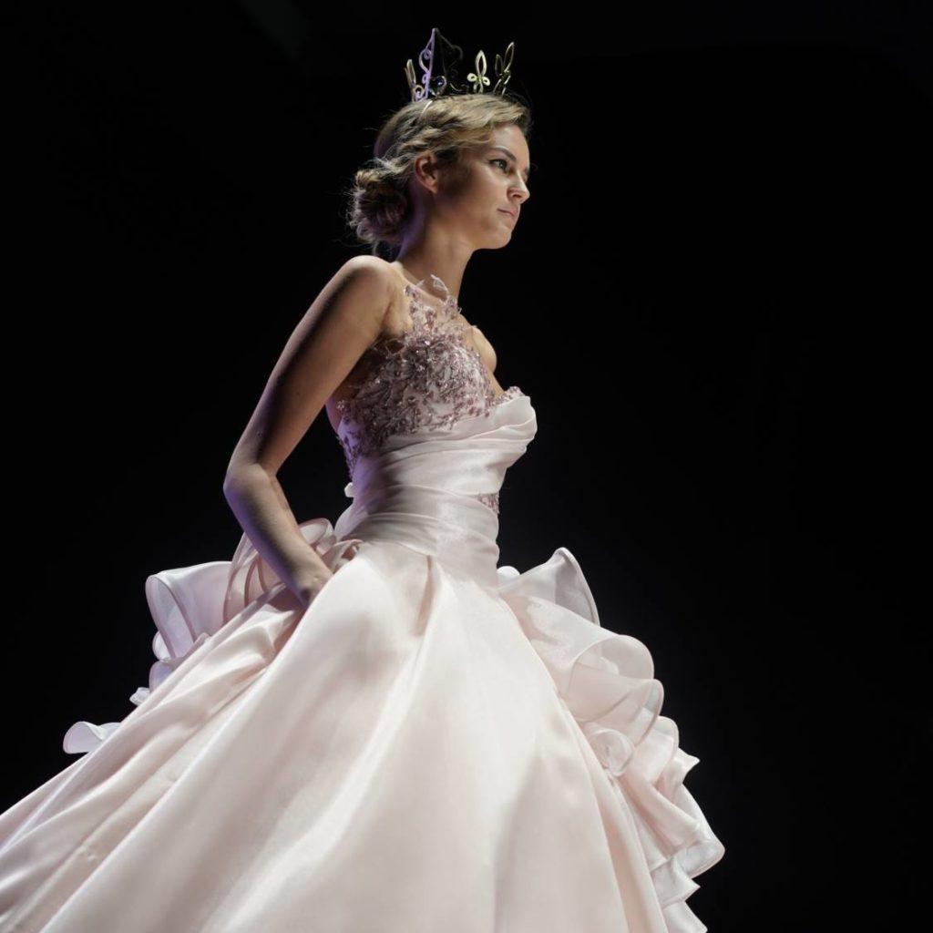 abito da sposa Emiliano bengasi 2020