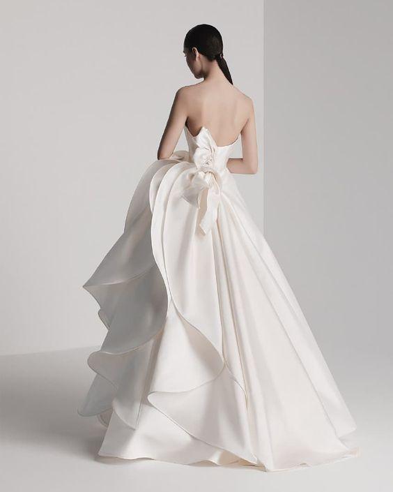 abito da sposa Antonio Riva