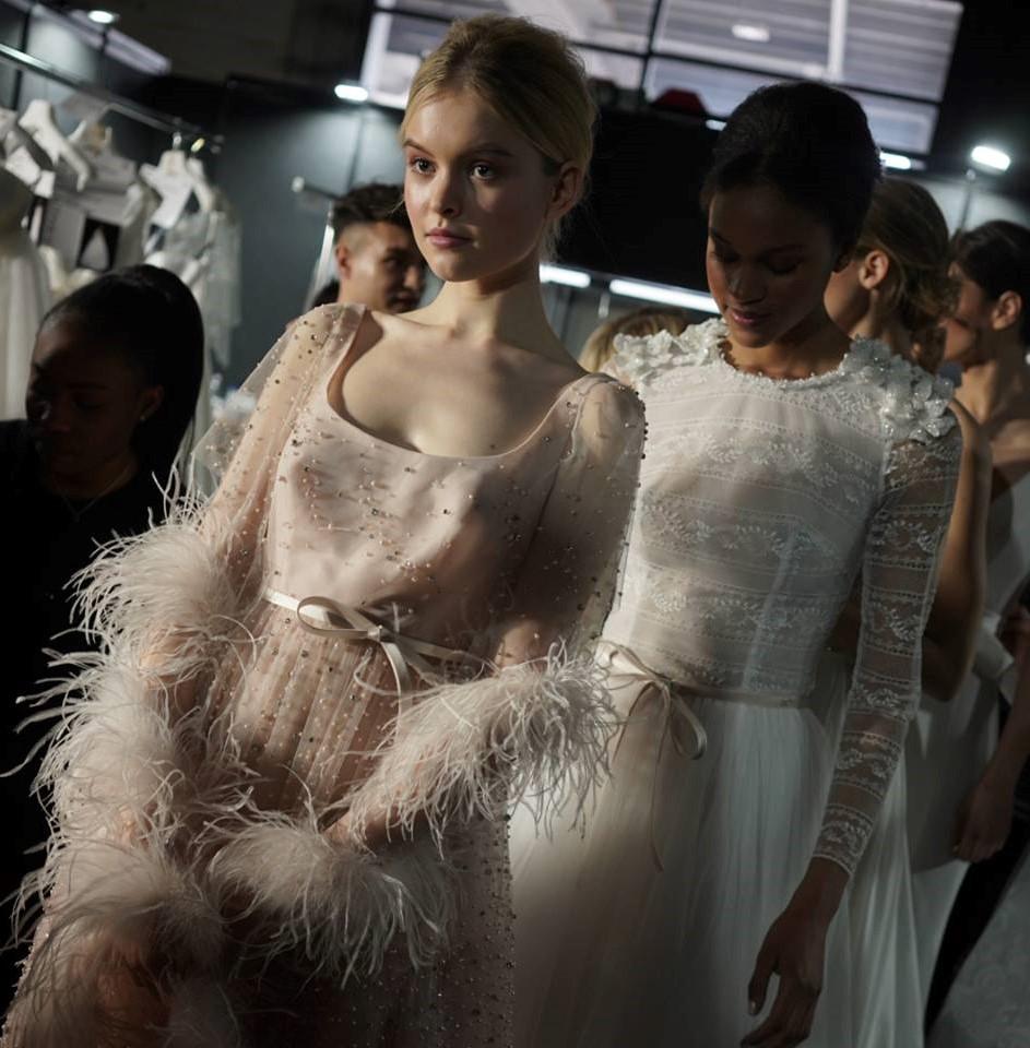 abito da sposa collezione Blumarine 2020