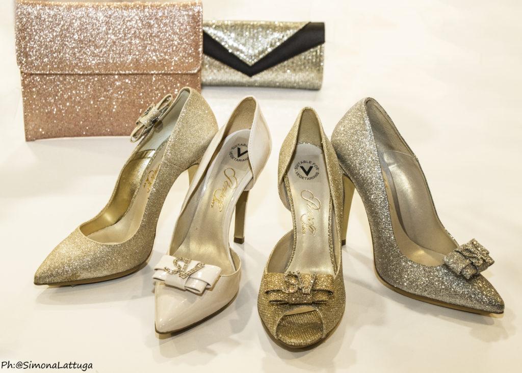 scarpe sposa Glitterate Penrose 2020