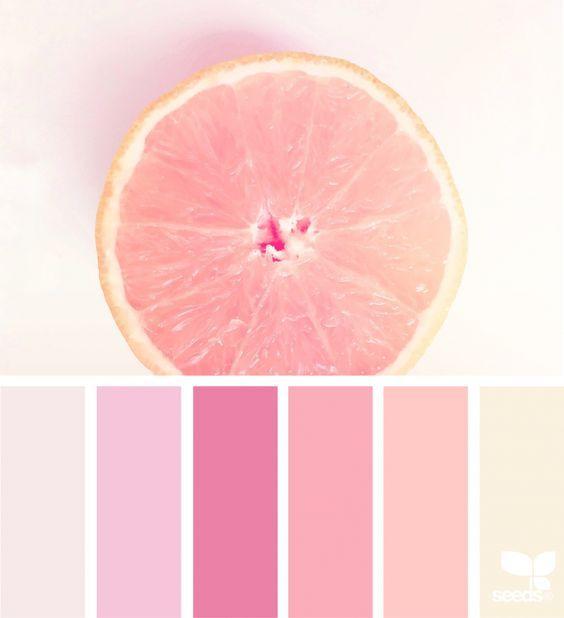 palette rosa