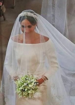 Meghan Markle sposa