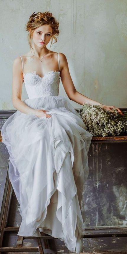 acconciatura da sposa romantica