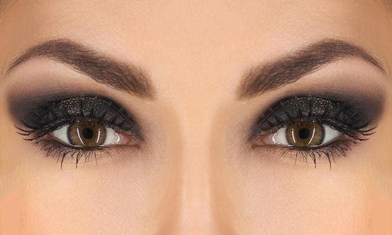 trucco occhi sposa mora