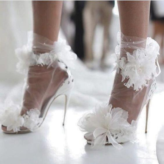 bridal socks