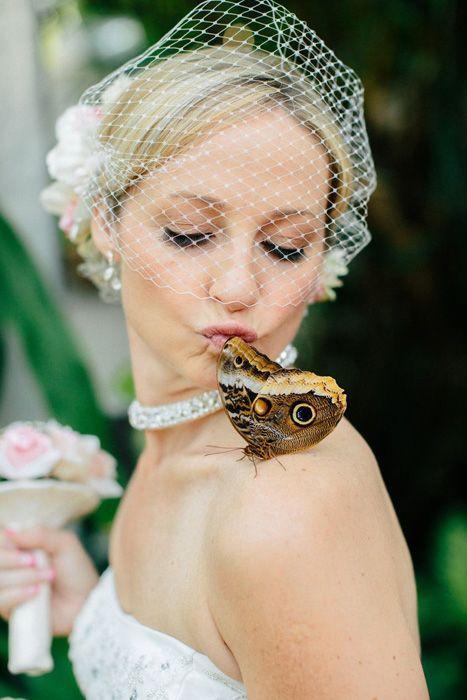 nozze a tema farfalle