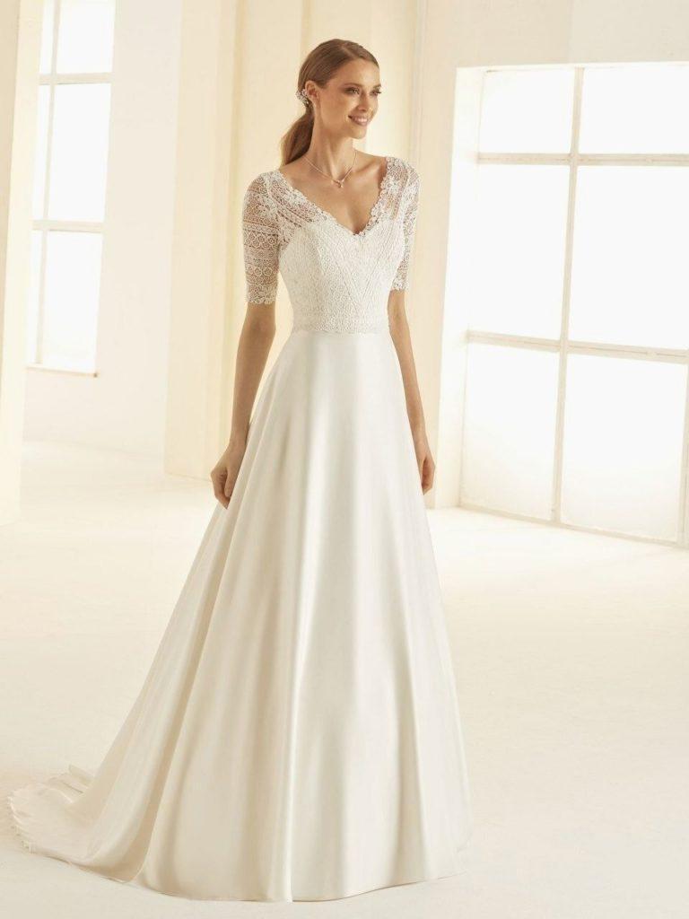 abito da sposa per sposa over quaranta