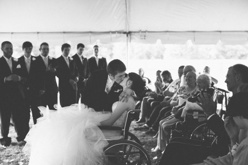 spose e eleganza e disabilità